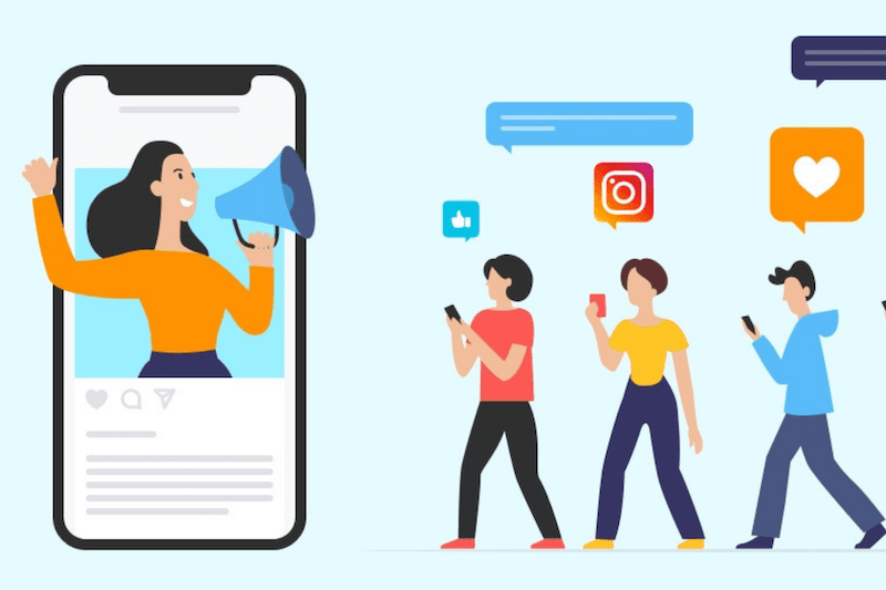 brands that collaborate with small influencers