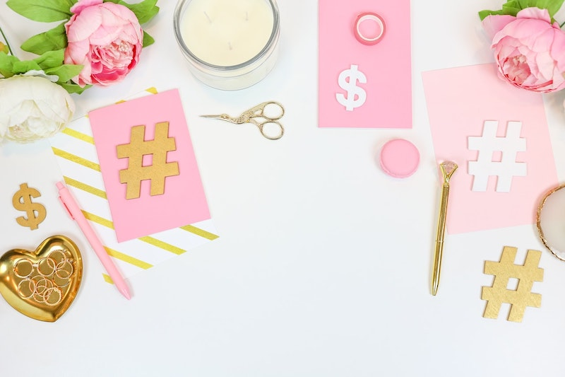 instagram hashtags for small influencers