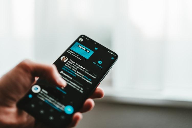 Twitter social media updates March 2021