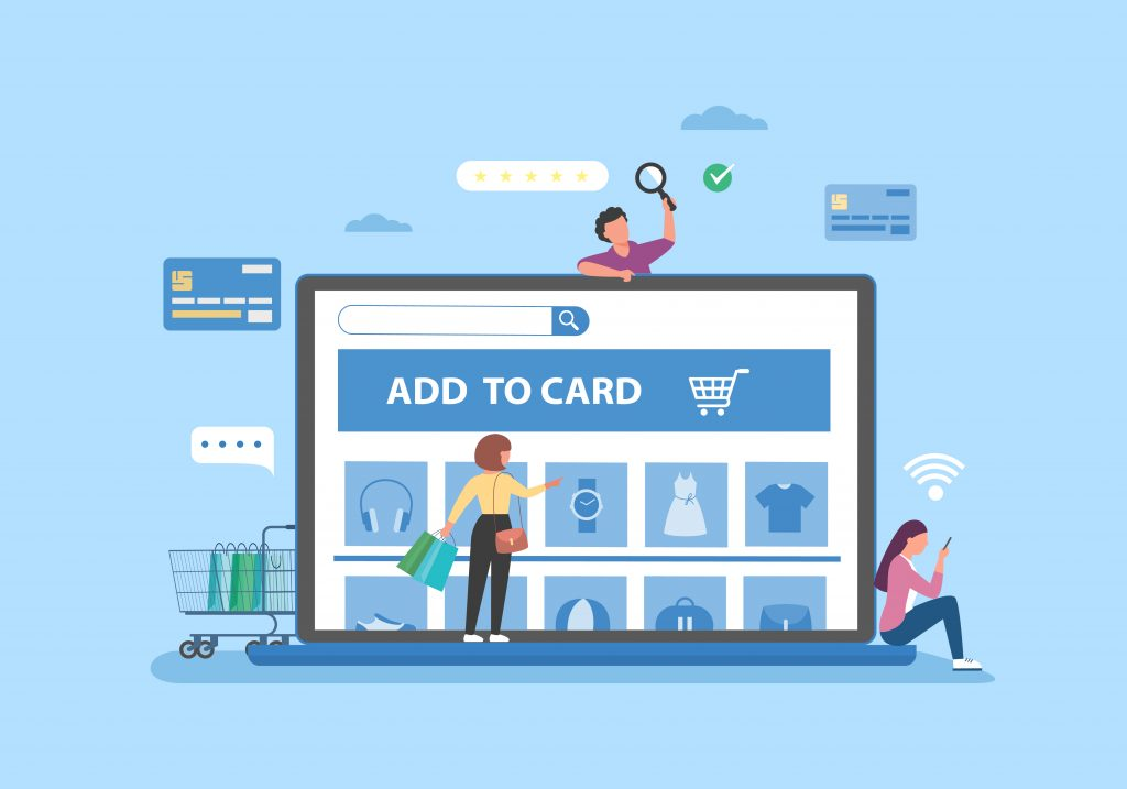 Add to card facebook shops