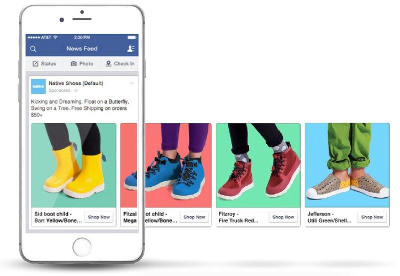 facebook shops catalogue