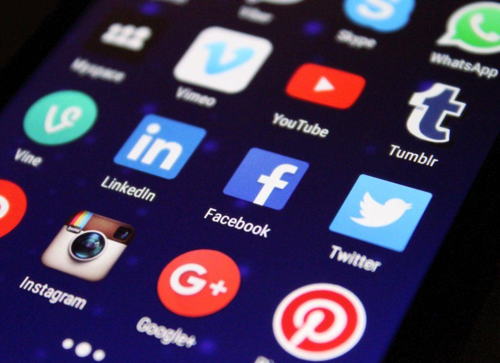 social media post types