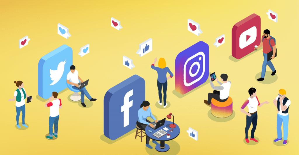 social-media-content post types